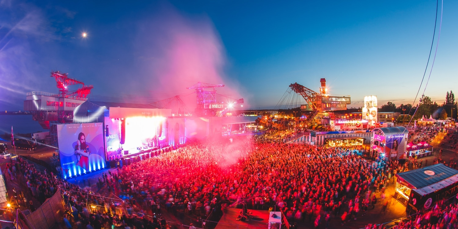 Melt! Festival lineup almost complete - Photo by: Melt! F