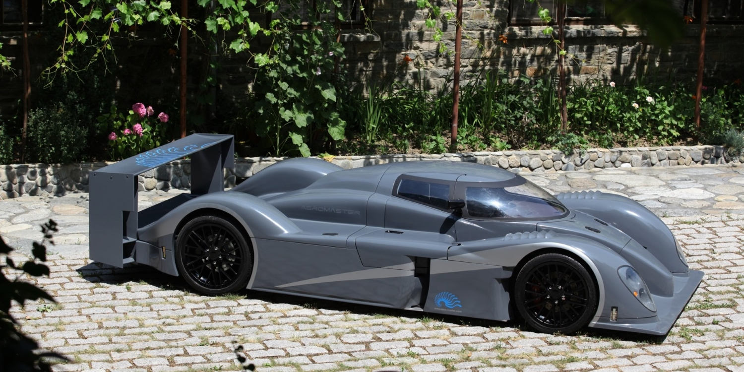 The Aeromaster LMP. Photo by: Aeromaster Sports Cars Ltd