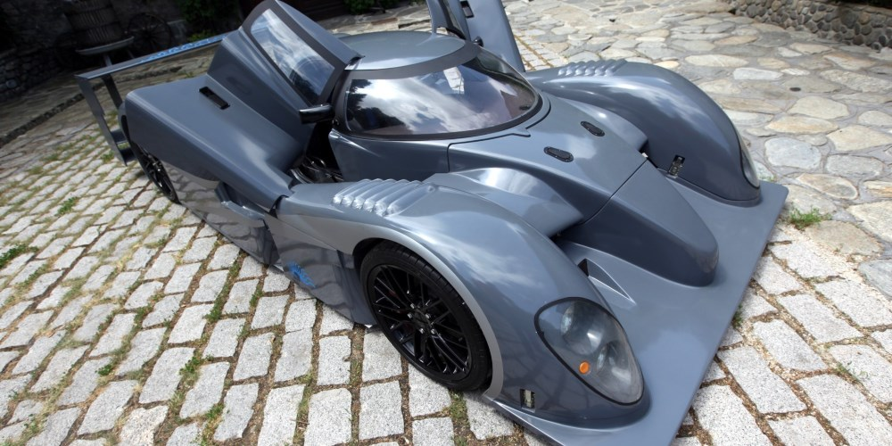 The Aeromaster LMP. Photo by: Aeromaster