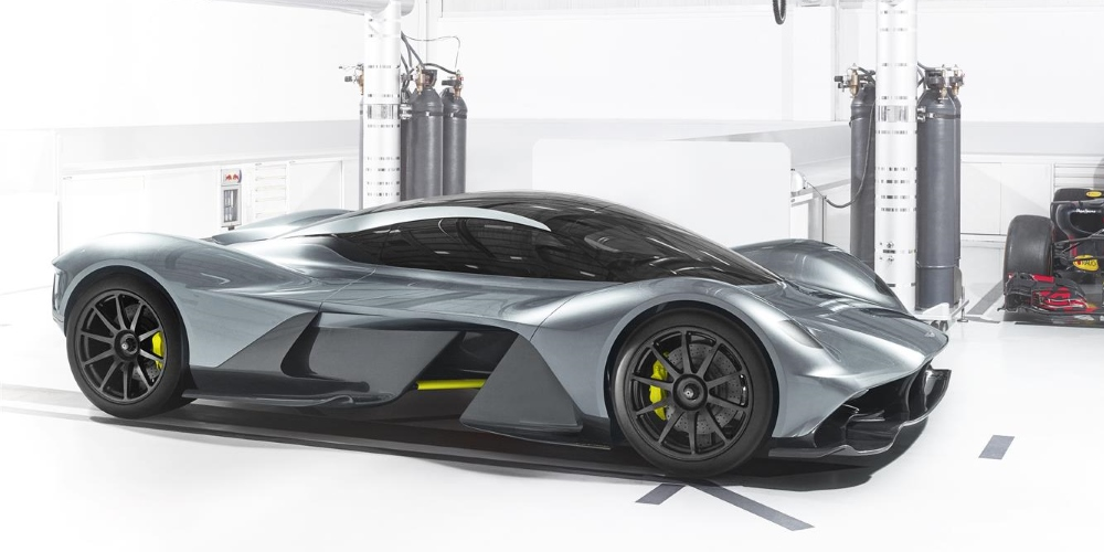 Codename AM-RB 001. Photo by: Aston Martin Lagonda Limited