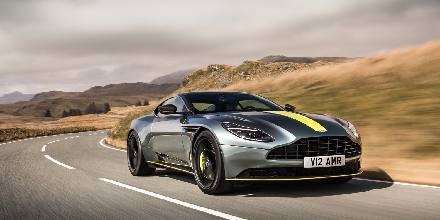 Aston Martin DB11 AMR. Photo by: Aston Martin Lagonda Limited
