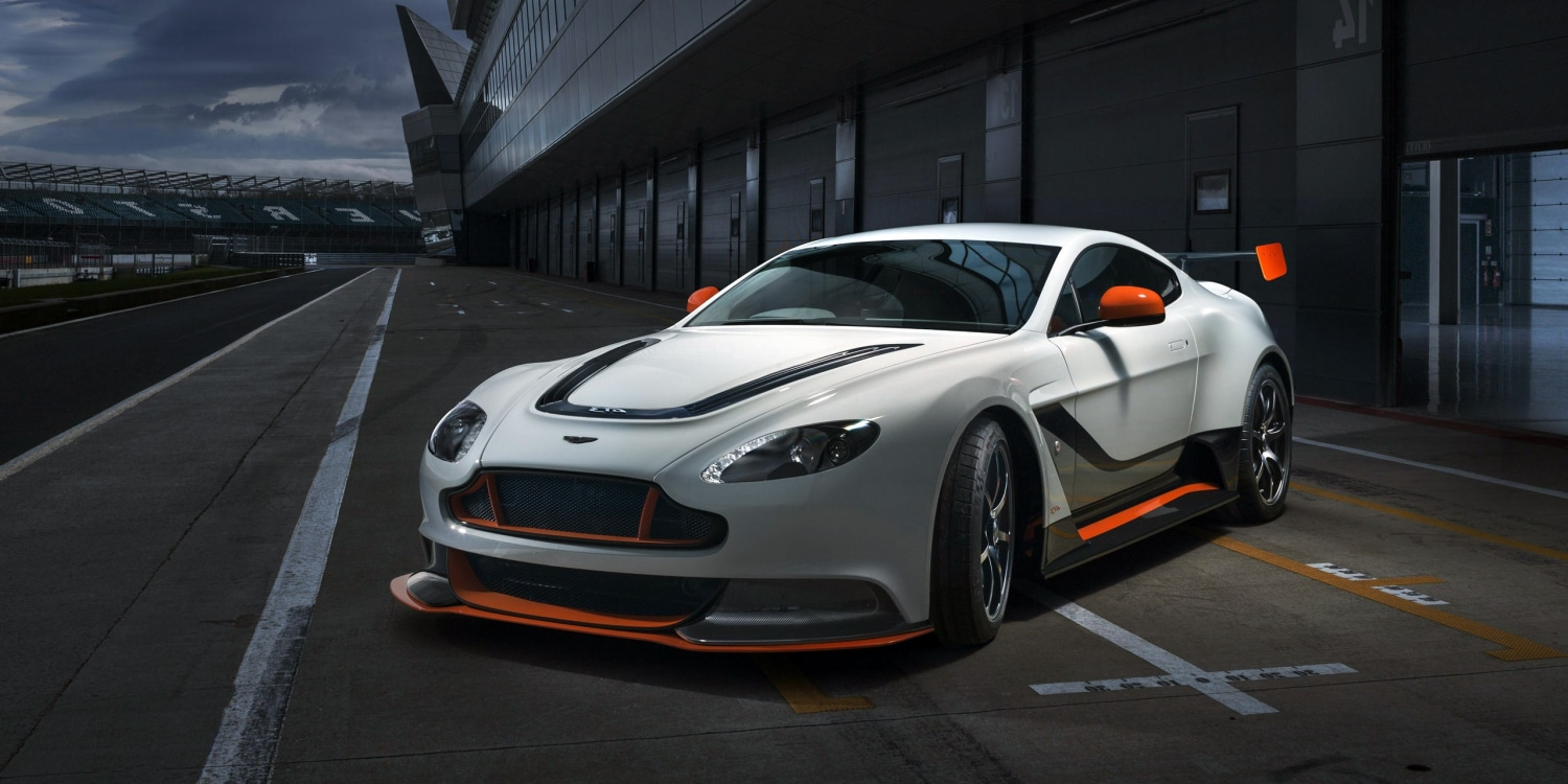Aston Martin Vantage GT3 special edition. Photo by: Aston Martin Lagonda Ltd