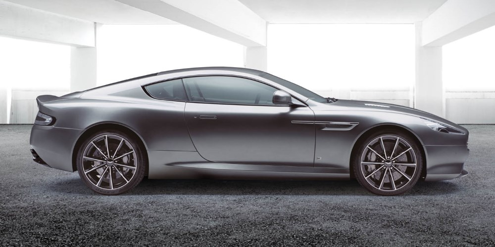 Aston Martin DB9 GT Bond Edition. Photo by: Aston Martin Lagonda