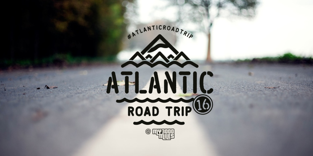 The Atlantic Road Trip 2016. Photo by: my3000miles