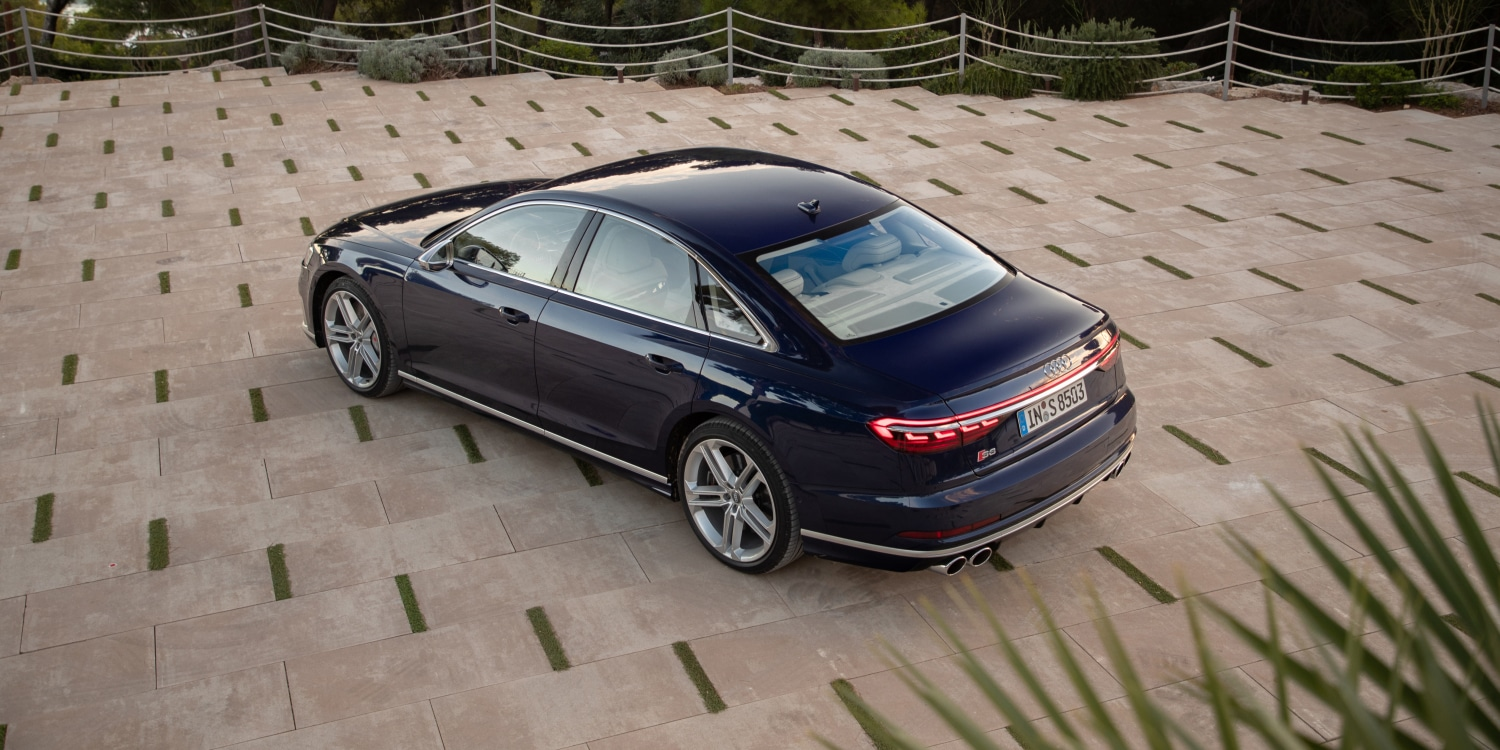 The New Audi S8. Photo by: Audi AG
