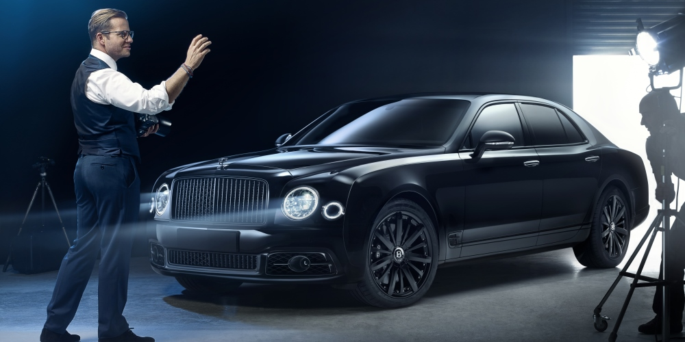 Bentley Bamford Mulliner Mulsanne Speed. Photo by: Bentley Motors