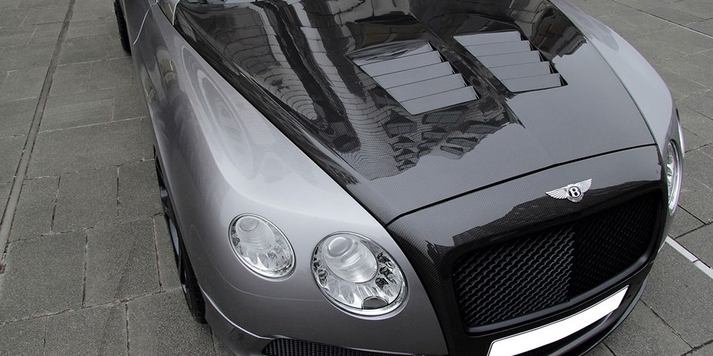 Bentley Continental GT by Anderson Germany. Photo by: Anderson Germany