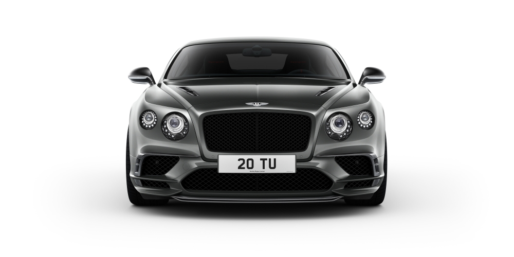 Bentley Continental Supersports. Photo by: Bentley Motors