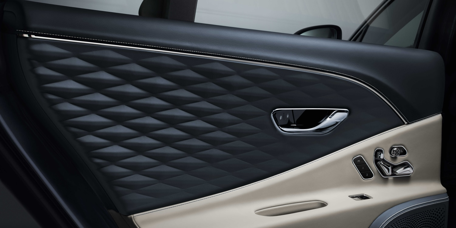 Bentley Flying Spur door insert