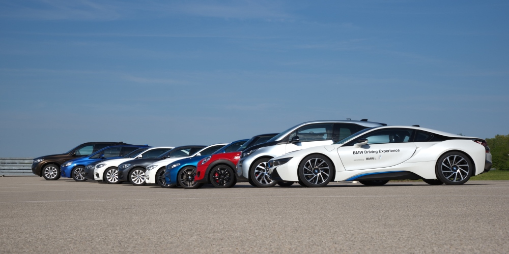 The BMW and MINI Driving Experience. Photo by: BMW M GmbH
