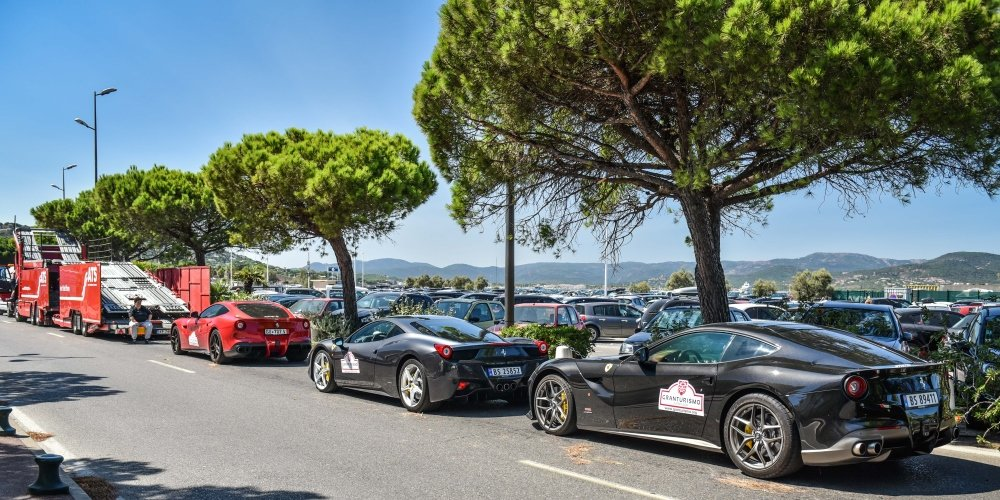 Gran Turismo Toscana Escape 2018. Photo by: Gran Turismo