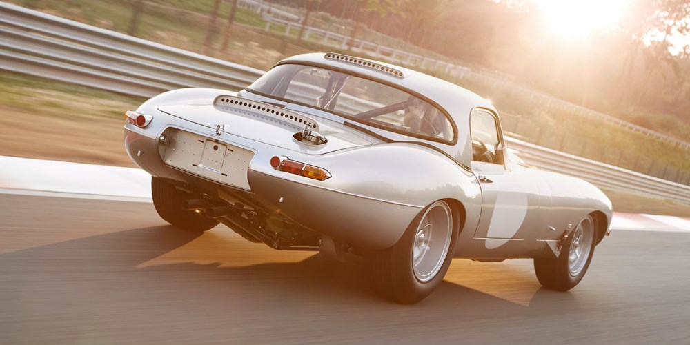 Jaguar E-Type Lightweight. Photo by: Jaguar Land Rover
