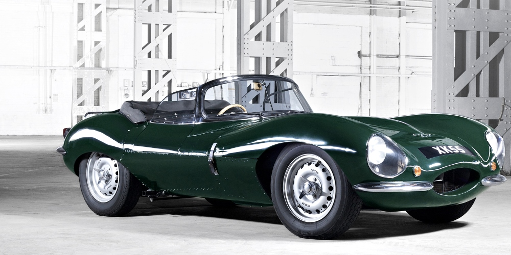 Jaguar Classic announces XKSS launch. Photo by: Jaguar Land Rover