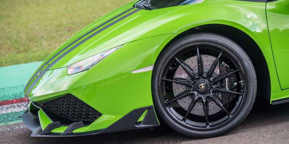 Three new After Sales packages for the Huracán. Photo by: Automobili Lamborghini S.p.A