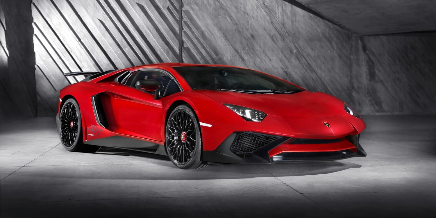 Lamborghini Aventador LP 750-4 Superveloce. Photo by:
