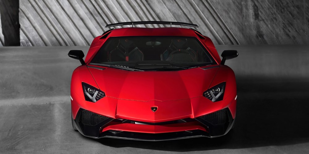 Lamborghini Aventador LP 750-4 Superveloce. Photo by: Automobili Lamborghini
