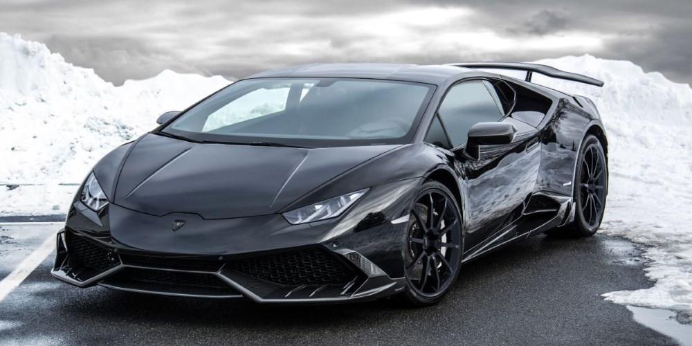 Mansory Lamborghini Huracan. Photo by: Mansory GmbH