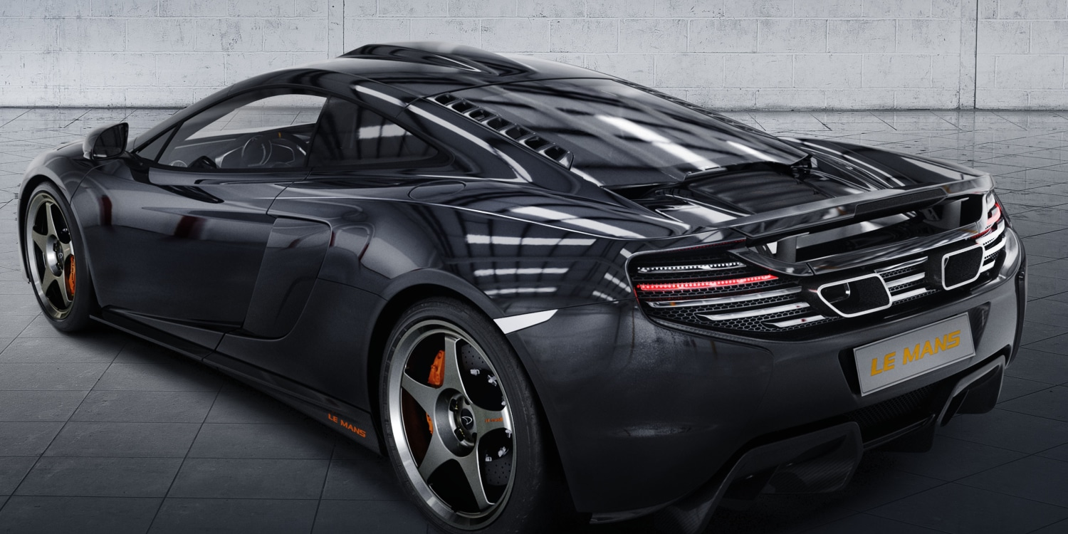 MSO announces details of the McLaren 650s Le Mans. Photo by: McLaren Automotive Ltd