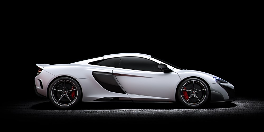 McLaren 675LT. Photo by: McLaren Automotive Ltd