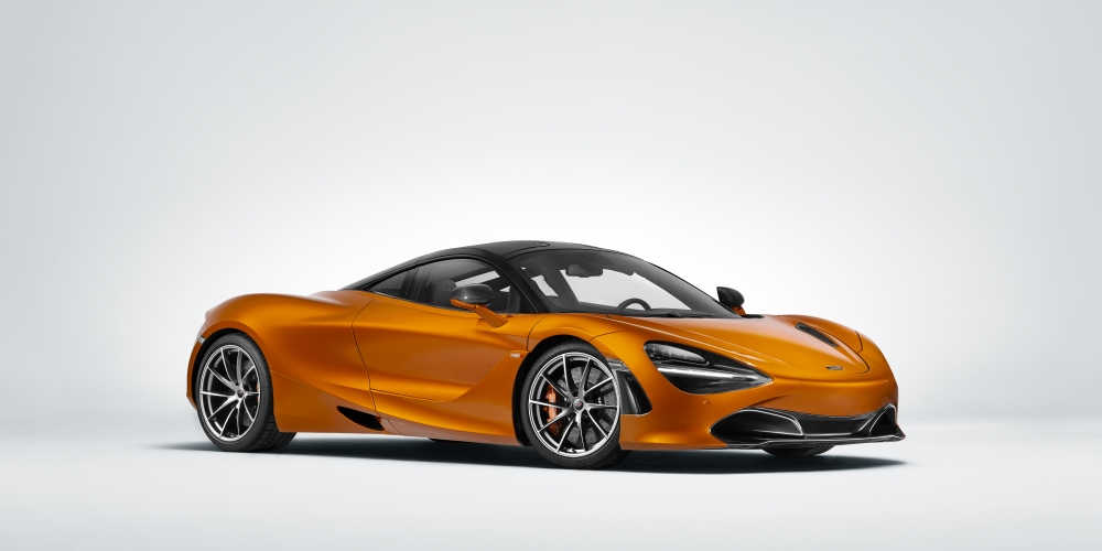 McLaren 720S. Photo by: McLaren Automotive