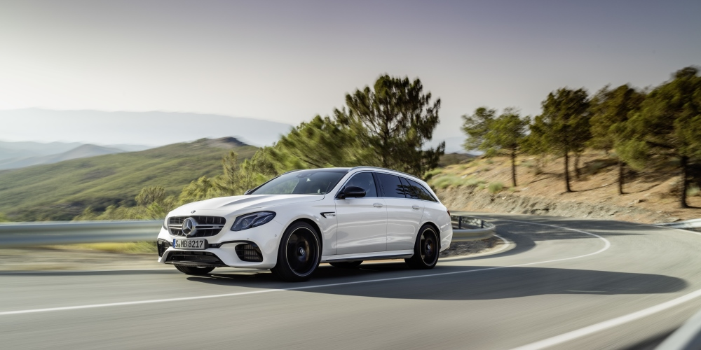 Dynamism meets space and intelligence. Photo by: Daimler AG