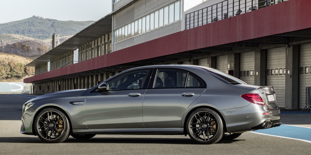 Mercedes-AMG redefine the E-Class. Photo by: Mercedes‑AMG GmbH
