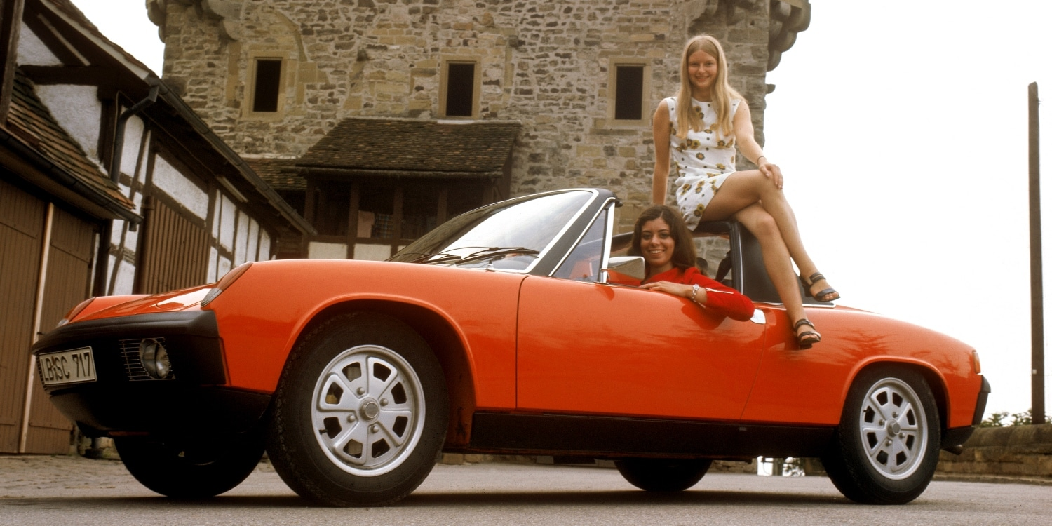 50 Years of the Porsche 914