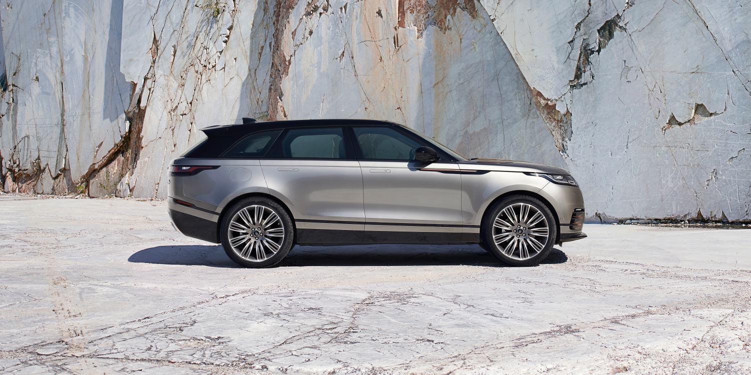 Range Rover Velar. Photo by: Jaguar Land Rover