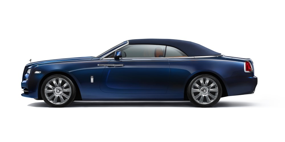 Rolls-Royce Dawn. Photo by: Rolls-Royce Motor Cars