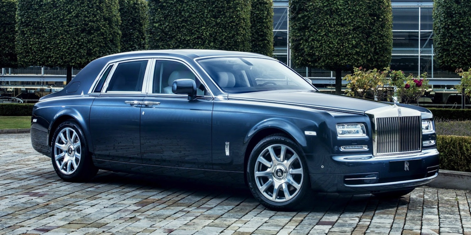 Rolls-Royce Phantom Metropolitan Collection. Photo by: Rolls-Royce Motor Cars