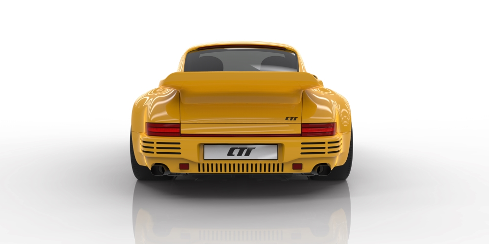 2017 RUF CTR Yellow Bird. Photo by: RUF Automobile GmbH