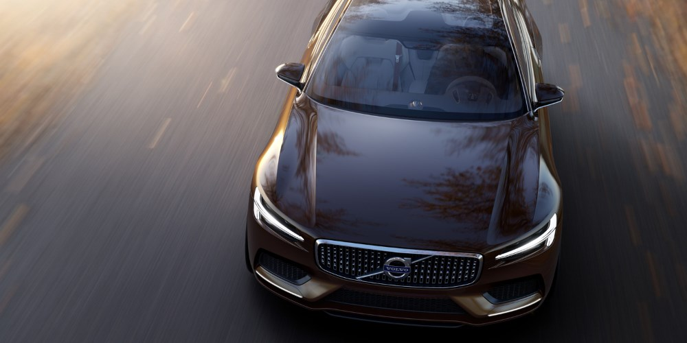 Volvo Concept Estate. Photo by: Volvo Car Group