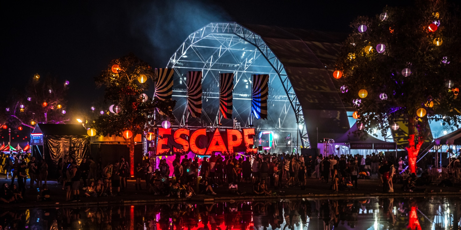 Escape: Psycho Circus 2019. Photo by: Insomniac