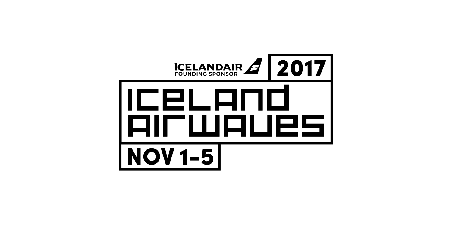Iceland Airwaves 2017. Photo by: Iceland Airwaves
