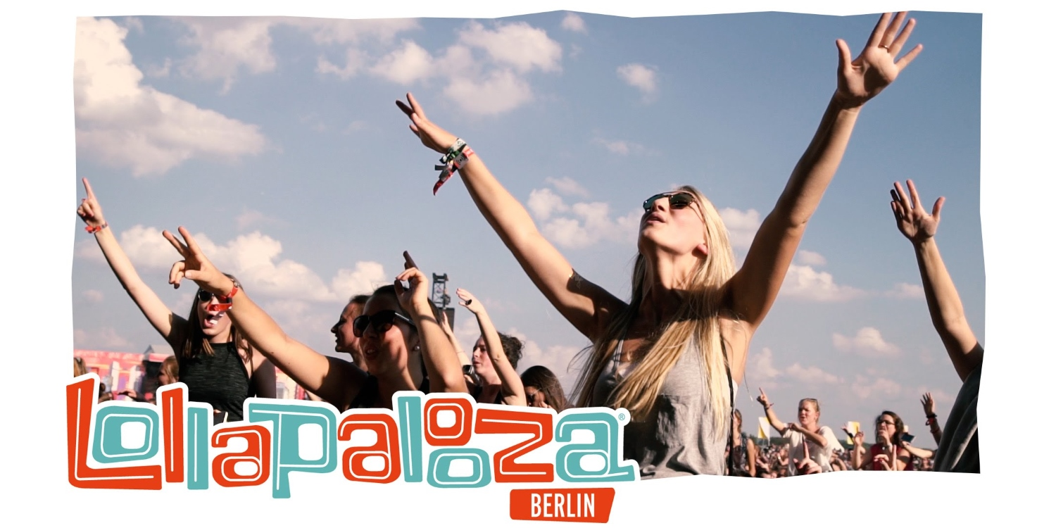 Lollapalooza Berlin 2018. Photo by: Lollapalooza Berlin
