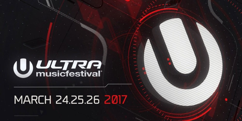Ultra Music Festival 2017 | Events | Evlear