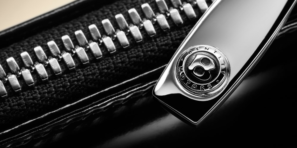 Bentley Luxury Handbag Collection. Photo by: Bentley Motors