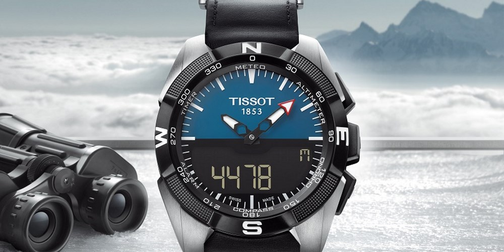 Tissot T-Touch Expert Solar. Photo by: Tissot