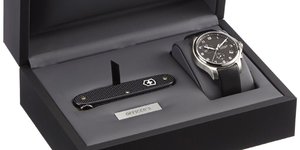 Watches with style. Photo by: Victorinox
