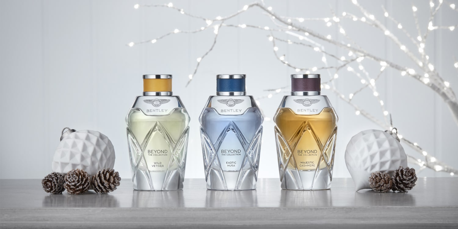 Festive Bentley Fragrances