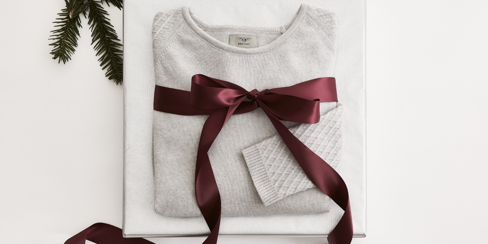 Perfect Seasonal Gifts From The Bentley Collection. Photo by: Bentley Motors