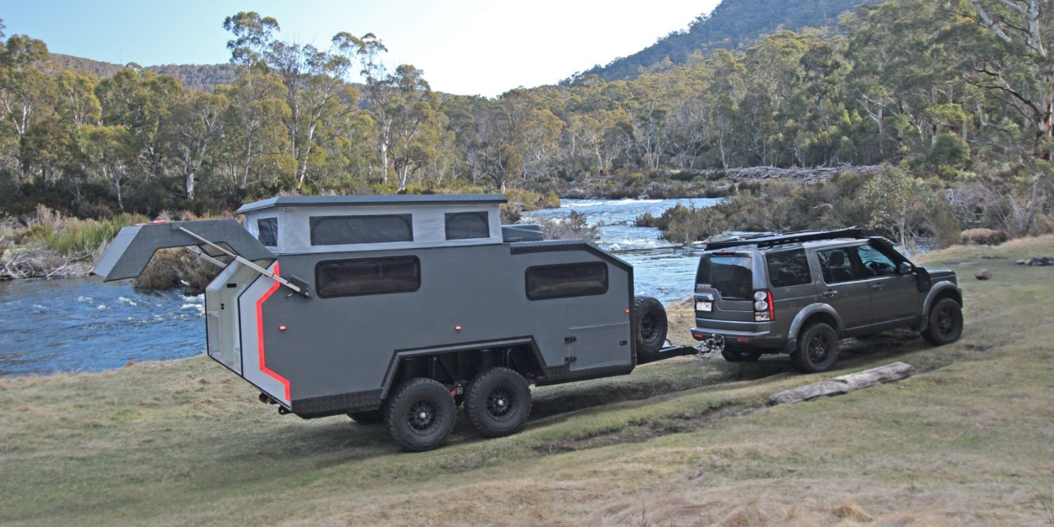 Bruder EXP-6. Photo by: Bruder Expedition
