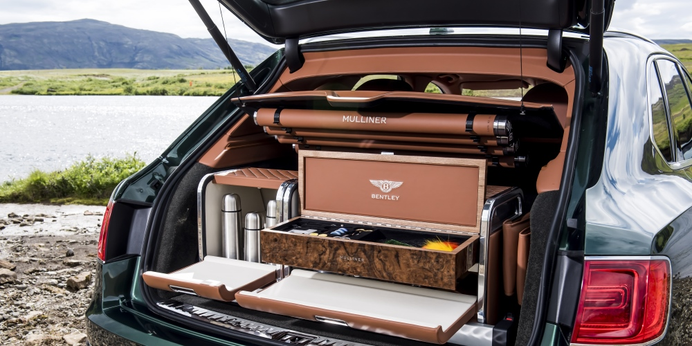 A fly fisherman 39 s wet dream lifestyle evlear for Bentley motors limited dream cars