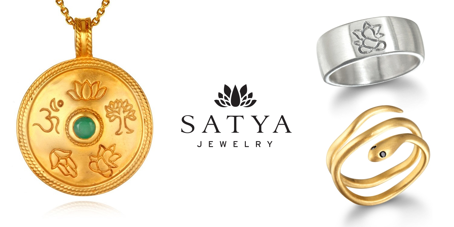 Satya Jewelry. Photo by: Satya Jewelry