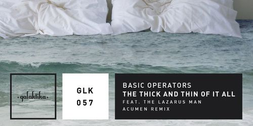 The Thick And Thin Of It All by Basic Operators