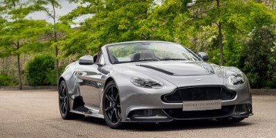 Q by Aston Martin Vantage GT12 Roadster