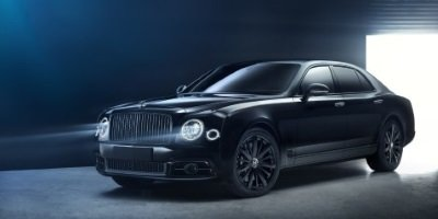 Bentley Bamford Mulliner Mulsanne Speed