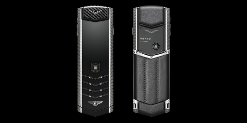 New Signature for Bentley From Vertu