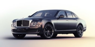Bentley Mulsanne Speed Blue Train By Mulliner