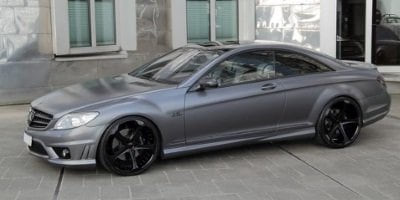 Mercedes-Benz CL65 AMG Special Grey Stone Edition by Anderson Germany